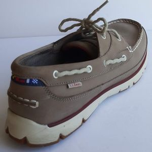 LL BEAN BOAT SHOES SIZE 10